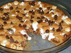 Yummy Smores pie