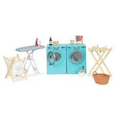 Laundry Room Playset - Our Generation™ : Target