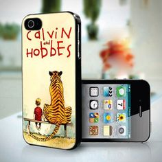 Calvin And Hobbes for iPhone 5 case