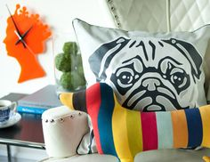 Naked Décor - Bright & Whimsical Pillows & Accents on Joss and Main