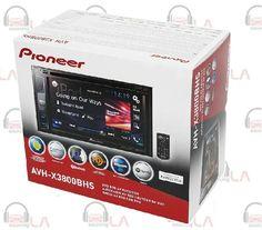 Sourcing-LA: PIONEER AVH-X3800BHS DOUBLE DIN BLUETOOTH DVD HD 6...