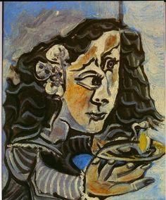 Maria Agustina Sarmiento (Velazquez) Pablo Picasso, 1957