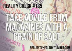 Reality Check #135