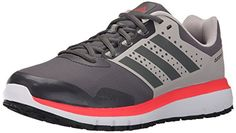 adidas Outdoor Womens Duramo ATR Women's Trail Running Shoes Shoe GraniteIron MetallicShock Red 10 M US ** Check out the image by visiting the link.