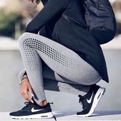 Nike Burnout Stirrup Leggings Nike Burnout Stirrup Leggings. They don't ride up when your stretching and moving in barre class, and they stay perfectly tucked into boots. And that is what makes the Nike Burnout Stirrup Leggings an absolute must-have. Women's size Large. NEW with tags. Nike Pants Leggings