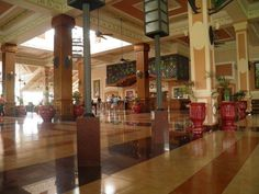 Partial view of lobby at RUI Montego Bay.  This area is always busy during the evenings and nights with everyone on their laptops video chatting with love ones.  Free Wifi in the lobby.