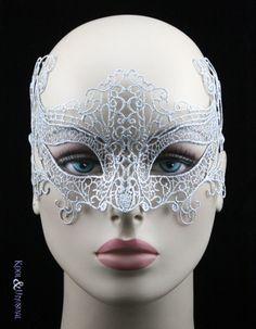 Charli XCX Fringe Card Face and Fancy Dress Mask Celebrity Mask