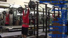 #shoulders #Back #Biceps #UpperBody #Hypertrophy #workout #Barbell #MaximalStrength video: http://youtu.be/VNWa6JZmuIw