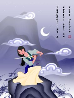 Mulan, Disney Princess, Disney Fan Art