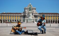 Pequeña guía de Lisboa