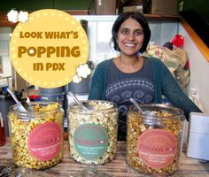 Masala Pop! Giveaway of Indian-Spiced Popcorn from Portland