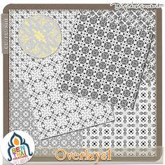 Overlays 1(CU/PU/S4H) by Benthaicreations [btc-overl1] - $5.70 : Digidesignresort