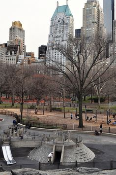 NYC: Central Park - Heckscher Playground 2 by agennari, via Flickr