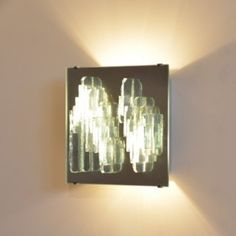 Located using retrostart.com > Wall Lamp by J W Bosman for Raak ...