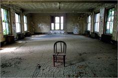 Ellis Island's Forgotten Hospital