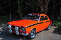 Escort Mk1, Ford Escort, Ford Classic Cars, Jdm, Old School, Mexico, British, Tasty, Racing