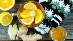 A gyömbér tea áldásos hatásról egy könyv is szólhatna. Nagyon nagy segítség lehet a meghűlés esetén, illetve fogyókúrázóknak is rendkívül hasznos. A recept: Panna Cotta, Food And Drink, Tea, Drinks, Ethnic Recipes, Desserts, Immune System, Tips, Drinking