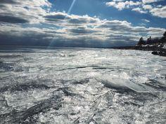 Lake Superior can not take a bad photograph Minnesota. [4032  3024][OC] #reddit