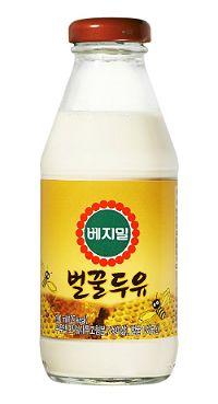 정식품, '베지밀 벌꿀 두유'