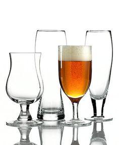 Mikasa Glassware, BrewMaster's Varietal 4 Piece Set - Glassware Sale - Dining & Entertaining - Macy's