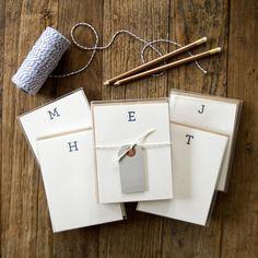 Fab.com   Lovely, Letterpress Cards