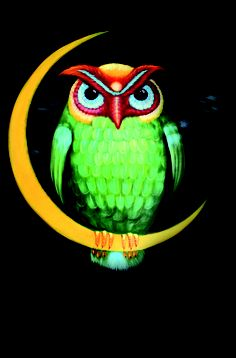 #owl ft. crescent moon