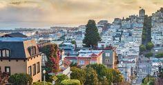 San Francisco em julho #viagem #california