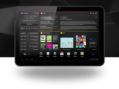 Chameleon: A Better Home Screen for your Android Tablet by Gabor Vida - Teknision — Kickstarter