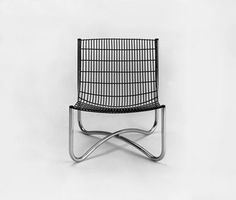 Abacus chair - by David Mellor