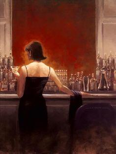 Brent Lynch Evening Lounge Painting anysize Off Jack Vettriano, Cigar Art, Japon Illustration, Wine Art, Lynch, Retro, Framed Art Prints, Canvas Prints, Framed Wall