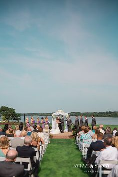 The Lake Club Youngstown Ohio Wedding Venue Photo From Ronni Mark