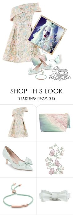 """""""Perfect Prom Night"""" by ragnh-mjos ❤ liked on Polyvore featuring Topshop, Paige Gamble, Kate Spade, Monica Vinader and Anne Fontaine"""