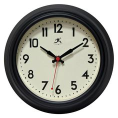Infinity Instruments Cuccina 9 in. Wall Clock