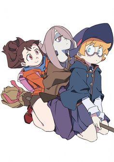 little witch academia Little Wich Academia, My Little Witch Academia, Manga Anime, Anime Art, Character Art, Character Design, Card Captor, Fanart, Anime Girl Cute