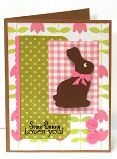 Some Bunny Loves You!  By:Bug Lover Cards