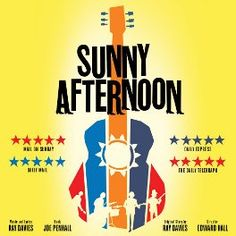 Sunny Afternoon Musical at the Harold Pinter Theatre