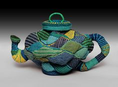 Keep moving baskets:teapot by Lois Russell