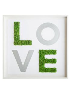 Moss Wall Art by Oliver Gal. See our huge selection of beautiful finished moss decor designed to give any room a unique look. Moss Wall Art, Moss Art, Oliver Gal Art, Moss Decor, Green Rooms, Green Walls, Wall Art Quotes, Flower Frame, Art Of Living