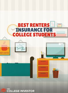 The Ultimate Guide to College Student Renters Insurance Here is the ultimate gu. The Ultimate Guide to College Student Renters Insurance Here is the ultimate guide to renters insu Insurance Website, Car Insurance Tips, Home Insurance, Health Insurance, Insurance Quotes, Best Renters Insurance, Homeowners Insurance Coverage, Insurance For College Students, Savings Planner