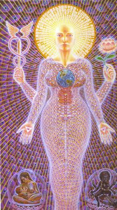 Alex Grey - Sophia