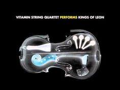 Use Somebody By Vitamin String Quartet