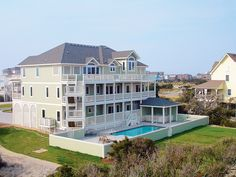 Carolina Bliss - Hatteras (Hatteras Realty) **Pet friendly.  We stayed here in September, 2013.
