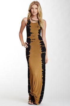 American Twist Tie Dye Tank Maxi Dress by American Twist on @nordstrom_rack