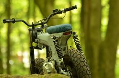 Left Hand Cycles : Motorcycles