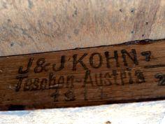 Jacob & Josef Kohn, 1914