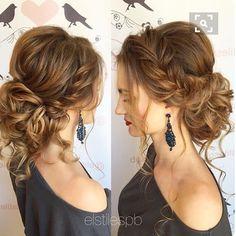 Side crown braid