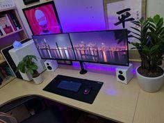 My working corner.
