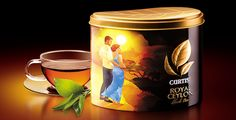 Curtis Tea on Packaging of the World - Creative Package Design Gallery