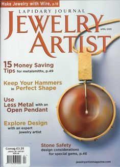 1000 images about jewelry magazines on pinterest step for Step by step wire jewelry subscription