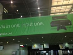 #Xbox One Wants You To Input One
